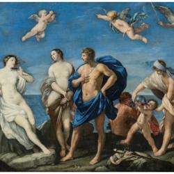 Bacco e Ariannna di Guido Reni