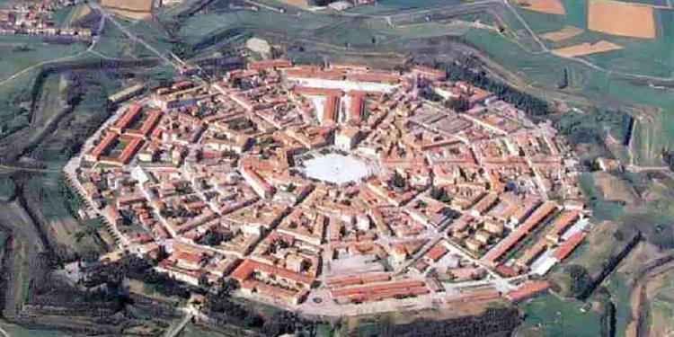 Palmanova nei 'Borghi più belli d'Italia'