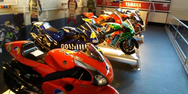 Visita al museo della moto Poggi