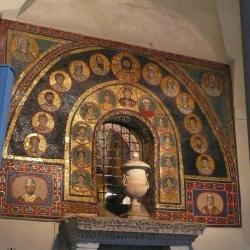 Roma: la basilica di Santa Prassede