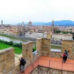 Una visita ai quartieri di Firenze