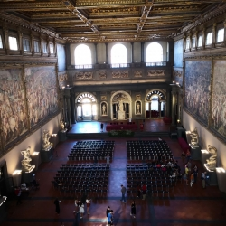 Firenze, Palazzo Vecchio: Inferno