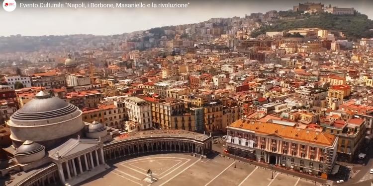 Evento culturale CRALT a Napoli: i Borbone, Masaniello & la Rivoluzione. Terza Giornata
