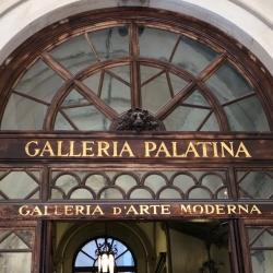 Palazzo Pitti: la Galleria Palatina