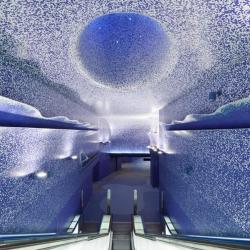 Napoli: tour fra le stazioni del metrò dell'arte