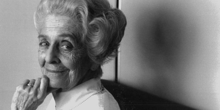 Mujeres verticales: Rita Levi Montalcini