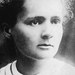 Mujeres verticales: Marie Curie
