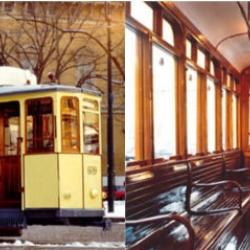 Milano in tram storico