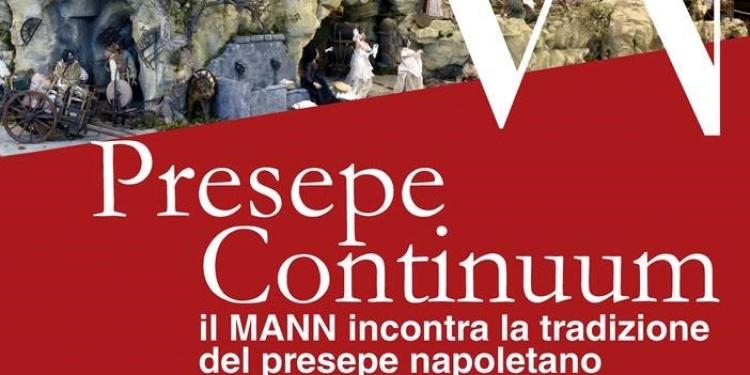 """Il Museo Archeologico Nazionale ed il """"Presepe Continuum"""