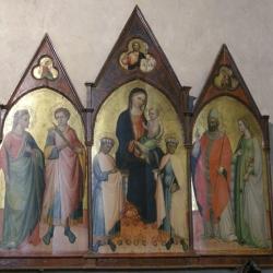 Firenze, visita alla chiesa di  Sant'Ambrogio