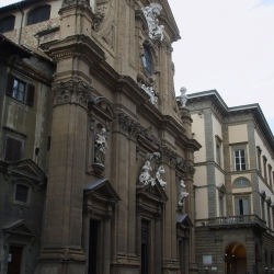 Firenze: Chiesa di San Michele e Gaetano