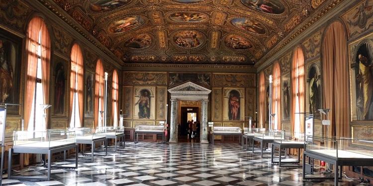 Venezia: la Biblioteca Marciana  e il Museo Archelogico