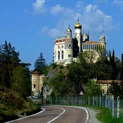 """Al Castello di """"Rocchetta Mattei"""""""