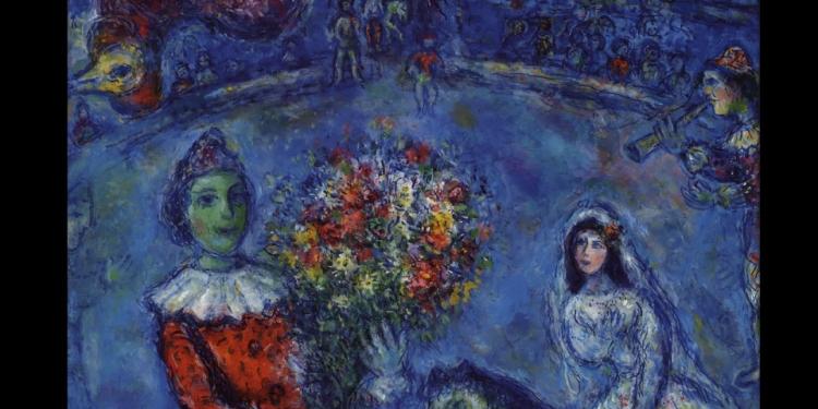 Chagall: Un sogno D'Amore