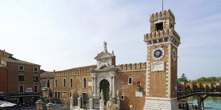 Visita dell'Arsenale di Venezia