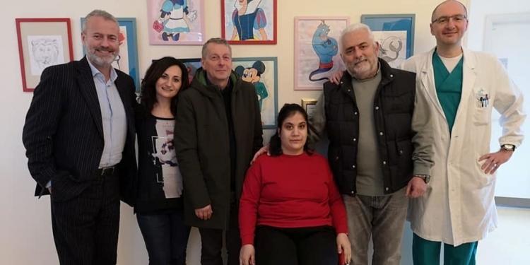 Solidarietà a Firenze : il Cralt e il Meyer ancora insieme