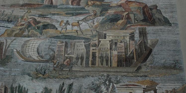 Tivoli:villa Adriana e Palestrina