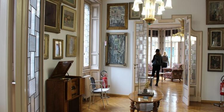 Milano: la Casa-Museo Boschi Di Stefano