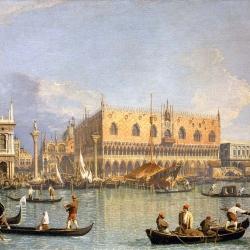 Venezia: Canaletto a Palazzo Ducale