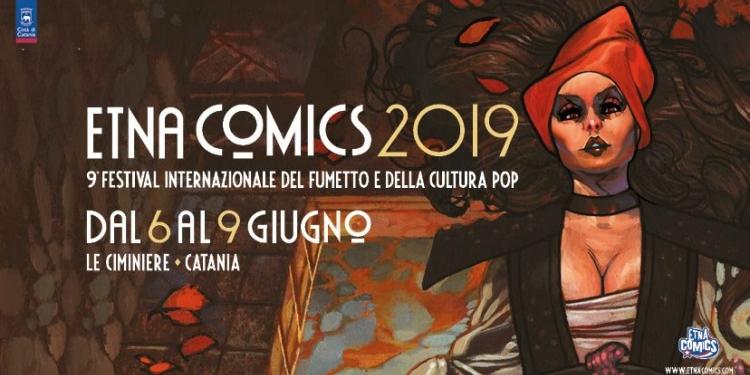 Alla nona edizione di Etna Comics