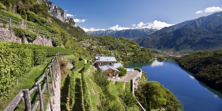 In bici in Val Camonica