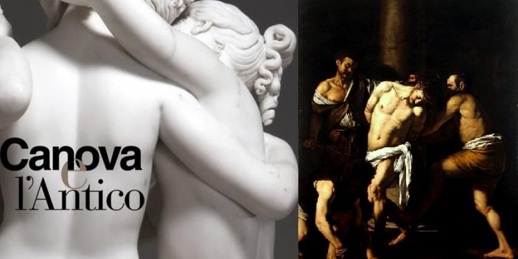 Napoli, Canova e Caravaggio