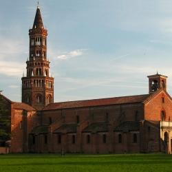 Il Cenacolo  e l'Abbazia di Chiaravalle