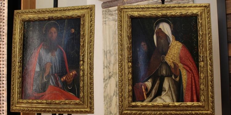 Il CRALT per l'arte: presentato il restauro di due opere del Boccaccino agli Uffizi