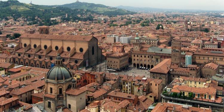 Bologna: Oratorio di San Rocco