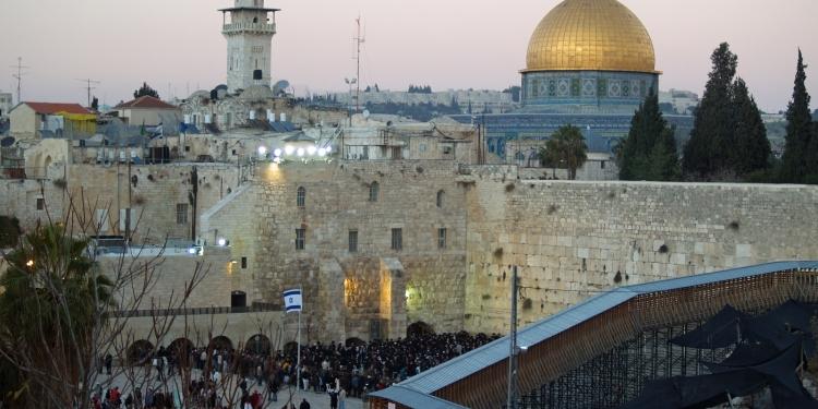 I luoghi santi di Israele