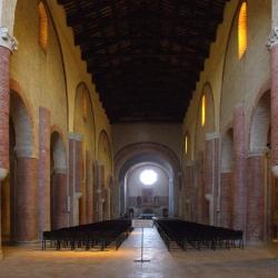 A Milano e all'abazia di Chiaravalle