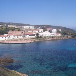Al Parco Nazionale  dell'Asinara