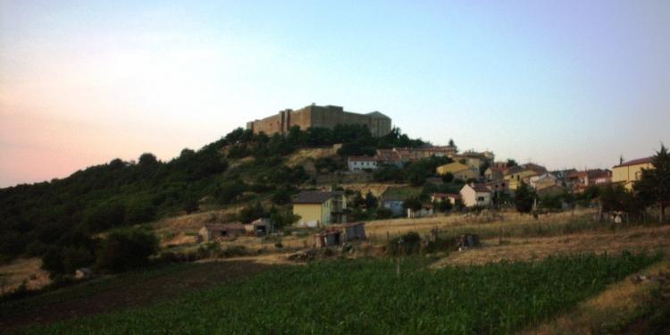 Castel Lagopesole e Parco della Grancia