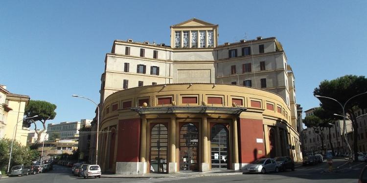 Roma: la Garbatella