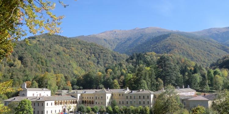 La Certosa di Pesio e le Terme di Luris
