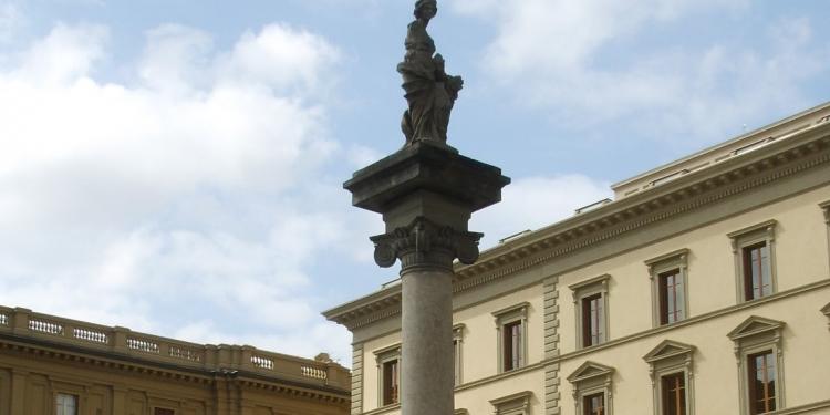 """Le colonne di Firenze """"raccontano"""""""