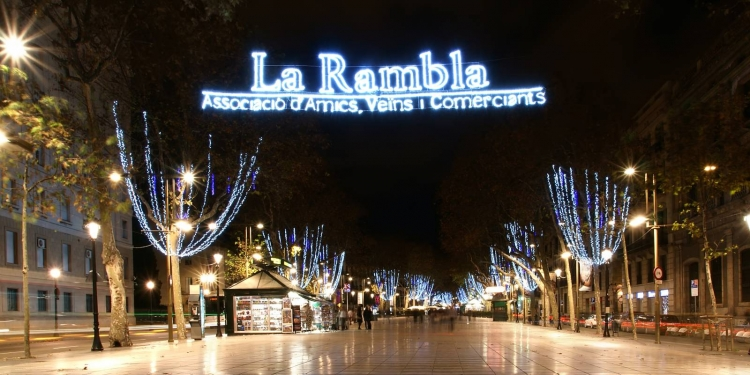 Mercatini di Natale a Barcellona