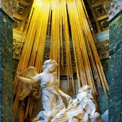"""""""Il trionfo del barocco nella Chiesa di Santa Maria della Vittoria"""""""
