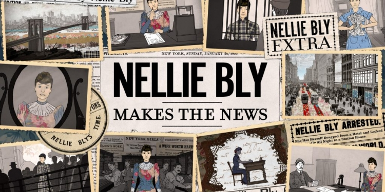 Mujeres Vericales: Nellie Bly