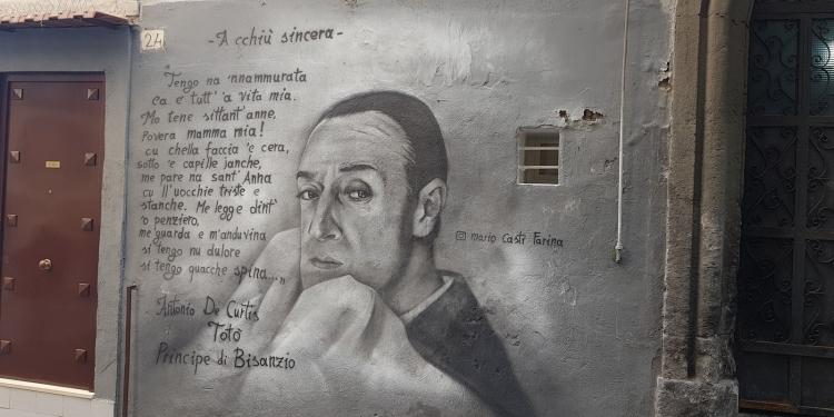Street Art e Street Food ai Quartieri Spagnoli di Napoli