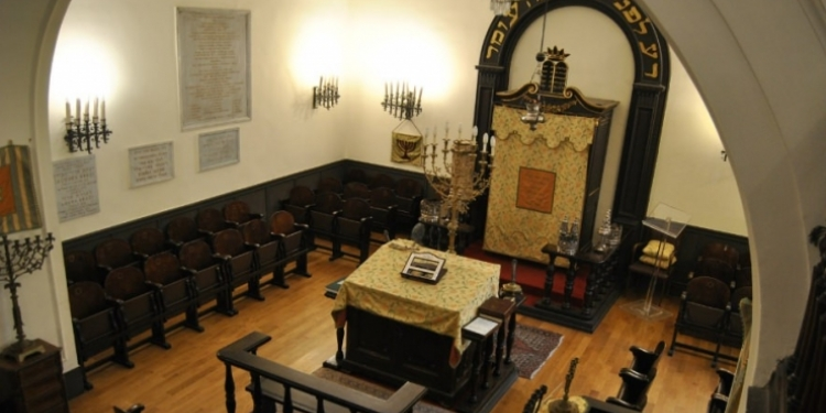 La Sinagoga e la Napoli ebraica