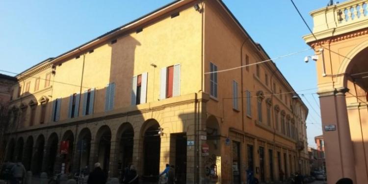 Bologna: a palazzo Malvezzi Locatelli