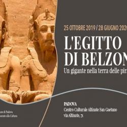 L'Egitto di Belzoni: un gigante nella terra delle Piramidi