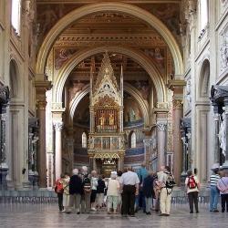 La Basilica Papale di San Giovanni in Laterano
