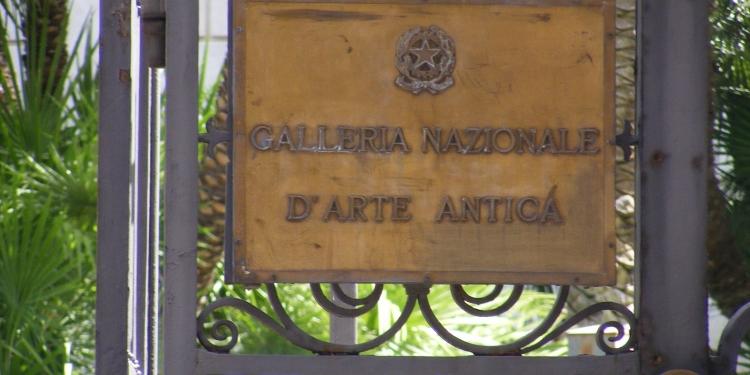 Alla Galleria Nazionale di Arte Antica