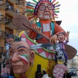 Il carnevale di Nizza e Mentone