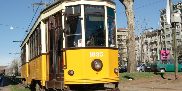 In giro per Milano in tram storico