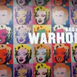 Mostra su Andy Warhol