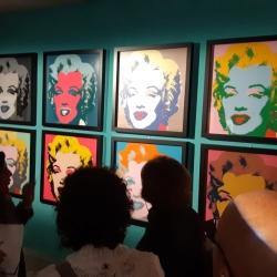 Visite guidate con il Cralt: la mostra su Andy Warhol