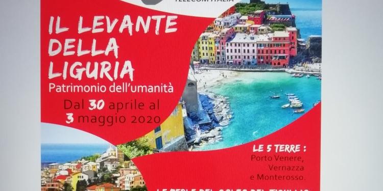 Evento Culturale CralT 2020: Il Levante della Liguria